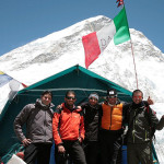 Campo Base dell'Everest: 5360 metri