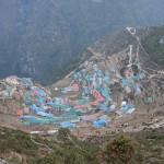 Khumjung: 3840 metri