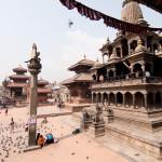 Patan, Bhaktapur e Bodhnath