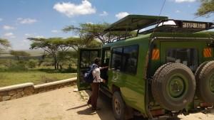 la nostra jeep
