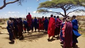 il grande inganno dei Masai