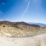 evaporazione nella Death Valley