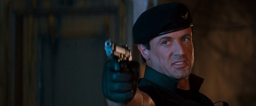 Sylvester Stallone – Demolition Man