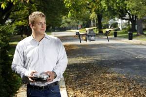 AirDroids co-founder T.J. Johnson