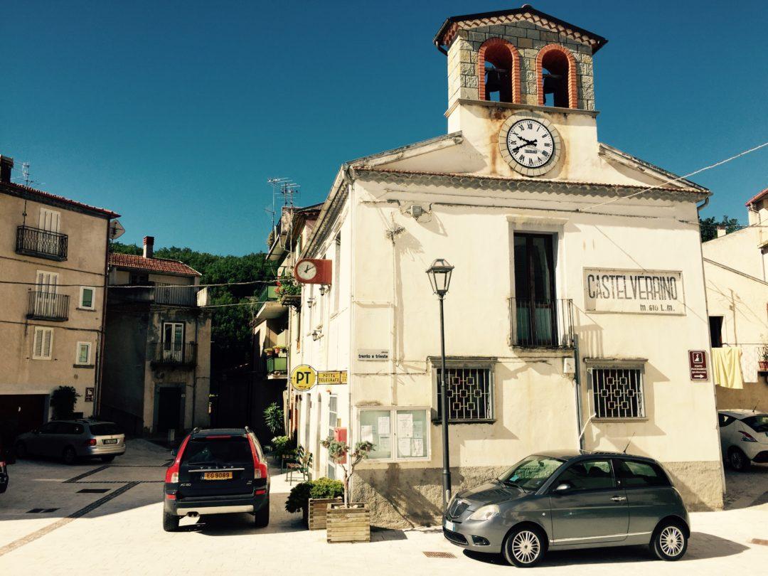 Castelverrino, Molise