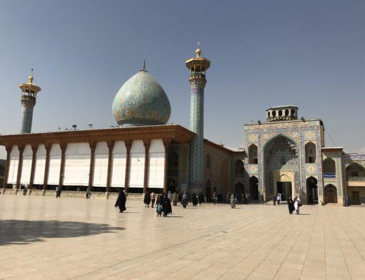 Shiraz a colori