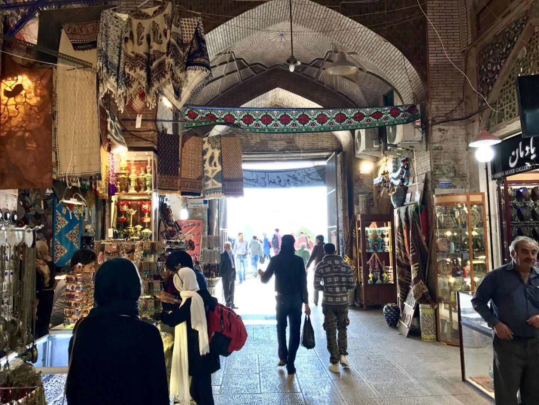 Notti vip a isfahan